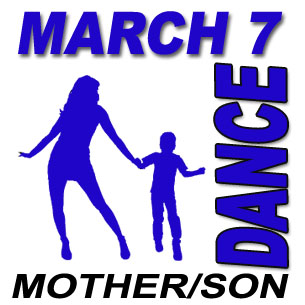 We hope to see you at the Mother/Son Dance on 3/7/2020 7-9 p.m. HHS